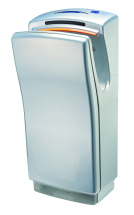 Bio Business Hand Dryer, Silver
