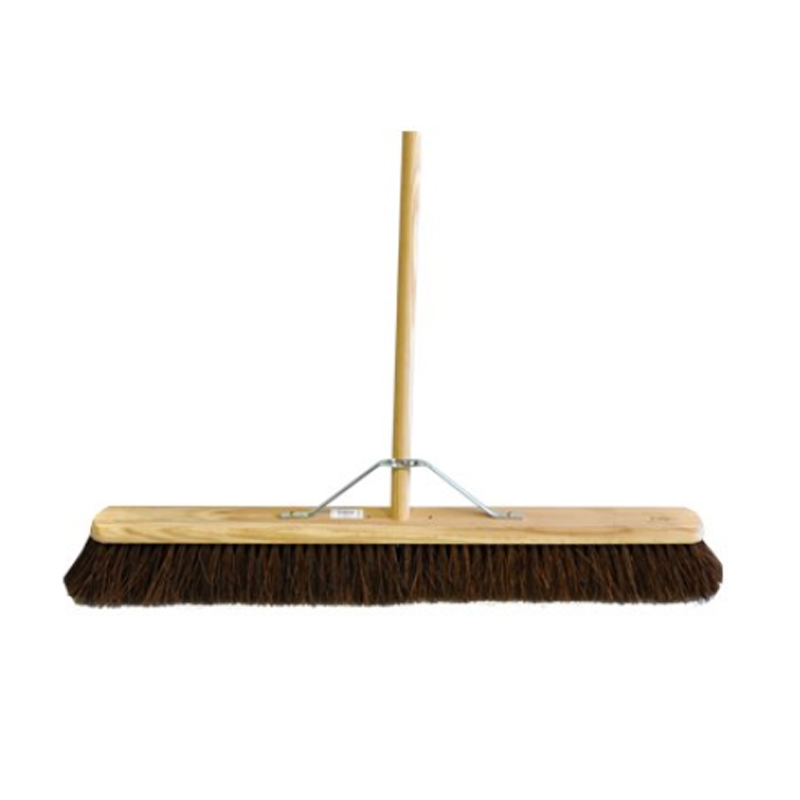 Complete Unit - 24inch Bassine Broom head (stay,handle)