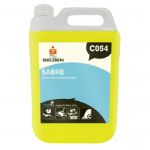 Sabre Lemon Hard Surface Cleaner 5Litre