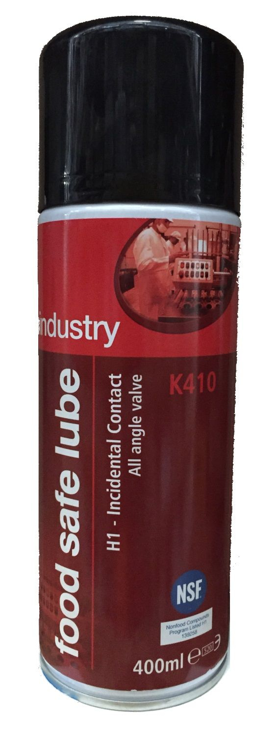 Food Safe Lube 400ml