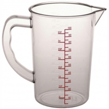 Polycarbonate Measuring Jug 1 Litre