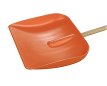 Snow Scoop complete with 4'6inch Wooden Handle
