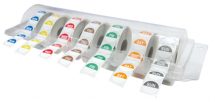 7 Day Dot Dispenser Kit (7 rolls of 1000 included)